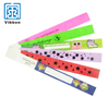 Cheap Printed Tyvek/Paper Wristband/Bracelet for promotion