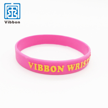 Factory supply Quality-assured Custom design Create Silicone Wristbands